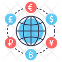 Currency Converter Money Exchange Foreign Exchange Icon
