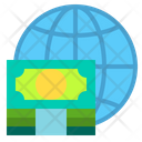 Global Currency Money Icon