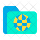 Global Data Folder Icon