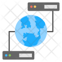 Global Data Server Icon