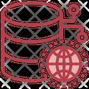 Global Database Icon