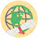 Global Degree Icon