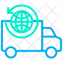 Delivery Truck Truck Vehicle Transport Icon