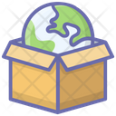 Global Delivery Icon