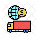 Truck International Transportation Icon