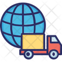 Global Delivery Cargo International Icon