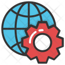 Global Development Icon