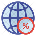 Global Purchasing Ecommerce Buying Icon