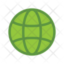 Global Ecology Plant Global Nature Icon