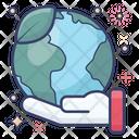 Global Ecology Worldwide Ecology Global Eco Icon