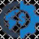 Global Economic Icon