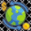 World Worldwide Exchange Icon