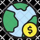 Global Economy Economy Finance Icon