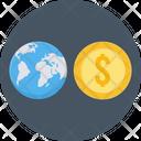 World Money Finance Icon