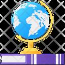 Global Education International Education Worldwide Education Icon