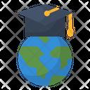 Education Globe Learning Icon