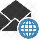 Global Envelope Email Icon