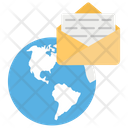Global Email Icon