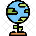 Global Ecology Save Icon