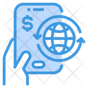 Exchange Global Business Payment Method Icon
