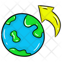 Global Export Icon