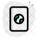 Global File Online File Global Document Icon