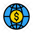 Global Dollar Browser Icon