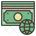 Bill Money Online Icon