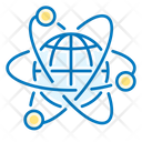 Global Finance Finance Globe Icon