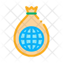 Sphere Finance Bag Icon