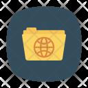 Global Folder World Icon