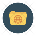 Global World Folder Icon