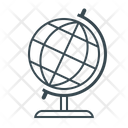 Global Geography Geography Globe Icon