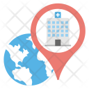 Global Health Medical Icon