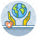 Global Health Worldwide Healthcare Foreign Healthcare Icon
