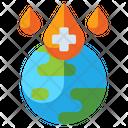 Global Health Global Healthcare Worldwide Health Icon