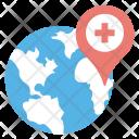 Global Health Icon