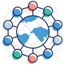 Global Hierarchy Icon