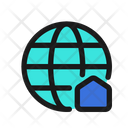 Global Home Icon