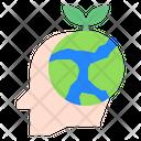 Human Earth Global Icon
