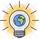 Planet Earth Global Icon