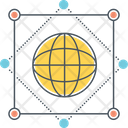 Mglobal Infrastructure Icon