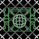 Insight Global World Icon