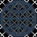 Global internet Icon