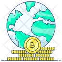 Global Invest Global Currency Global Investment Icon