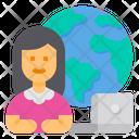Global Journalist Icon