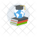 Global Knowledge Worldwide Information Encyclopedia Icon