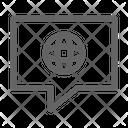 Language Translation Union Icon