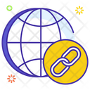 Global Linkage Worldwide Attachment Foreign Links Icon