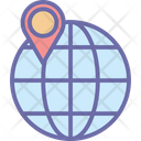 Global Localization Icon